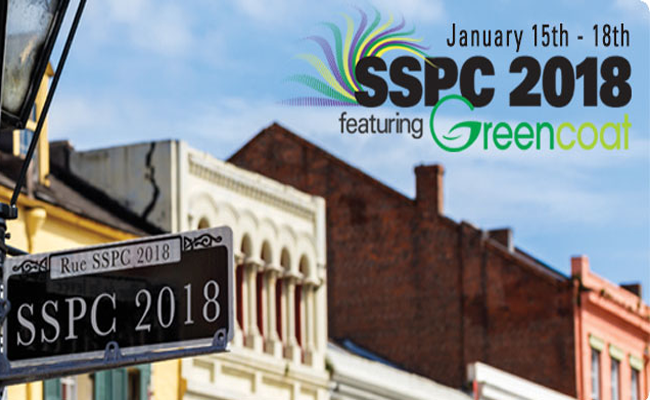 SSPC Conference 2018