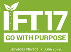 IFT Meeting & Food Expo 2017