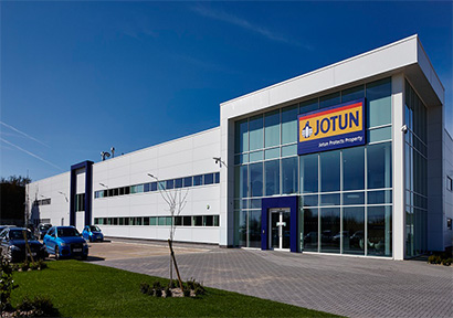 Jotun Consolidates Passive Fire Protection Coatings Lead