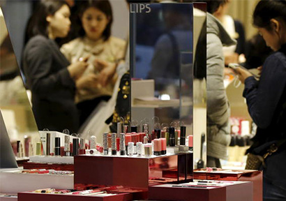 Anti-Aging Products Lift Japan Cosmetics Shares to Record Highs