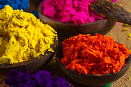 Accidents Led to the Calm Dye Market