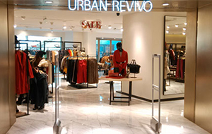Chinese Brand Urban Revivo Opens Store in the UK