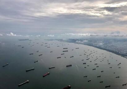 European Banks Struggle to Solve Toxic Shipping Debt Problem