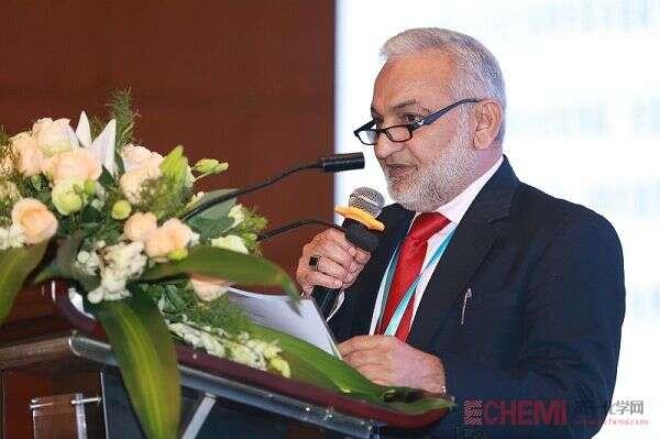 亚洲染料工业协会副会长Mr. Rahim