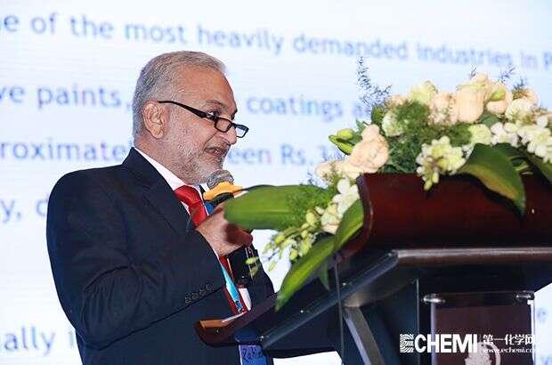 Abdul Rahim Chughtai: Paint & Coating Industry in Pakistan - Echemi com