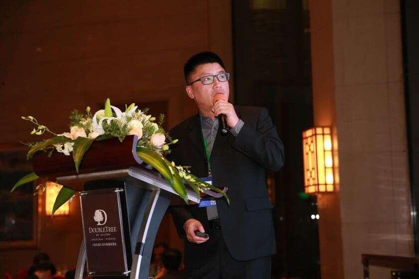 Thomas Shen: The Introduction for Shanghai Ba-shi Yuexin Logistics