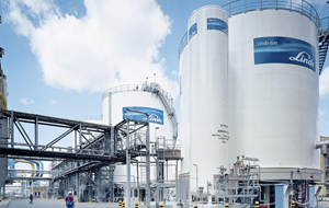 Linde Develops Large-Scale Gas Production System in Kazakhstan