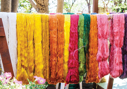 13 Dyeing and Printing Mills in Hanchuan Required to Finish Regulation on VOCs