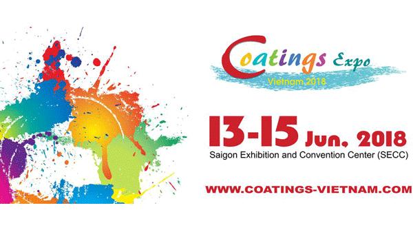 Coating Expo Vietnam 2018