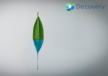 Decovery Plant-based Resin Coats First Recycled Door