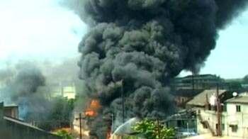 Fire Breaks Out at Privi Organics' Factory Near Mumbai