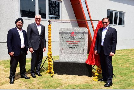 Axalta Inaugurates New Coating Manufacturing Facility Near Vadodara