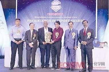 Neelikon bags export award from Chemexcil