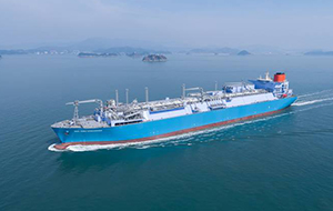 MOL Plans to Provide FSRU to Hong Kong