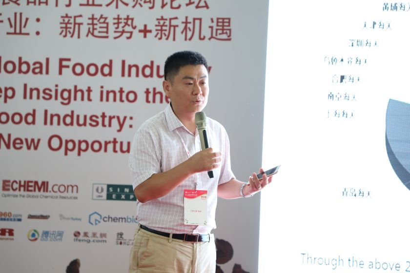 Chinese Expert Mr. Yu: International Market Development Solutions Proposal