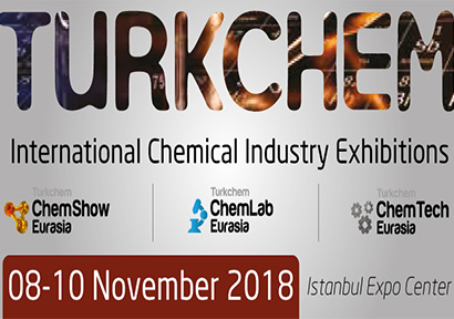 Turkchem 2018 - International Chemical Industry Exhibitions