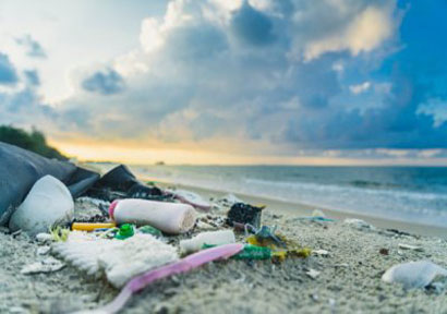 The consumer goods industry moves to act on plastic pollution