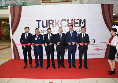 Turkchem 2018 -Ceremony
