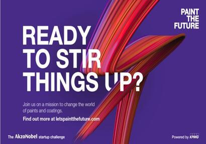 AkzoNobel Announces 'Paint the Future' Challenge