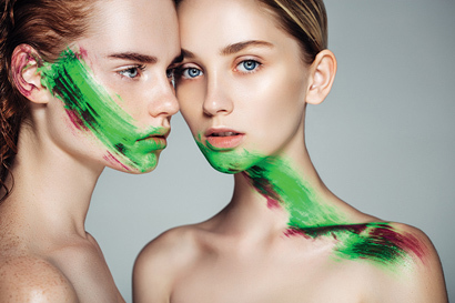 Why the beauty industry is enjoying a colour explosion
