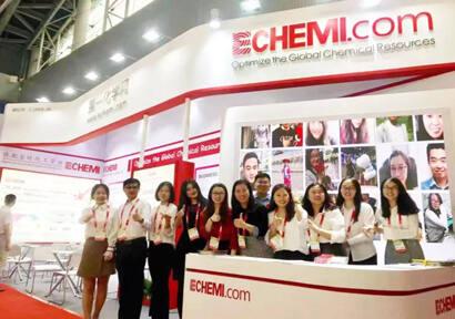 Echemi 2018Chinacoating---perfect ending