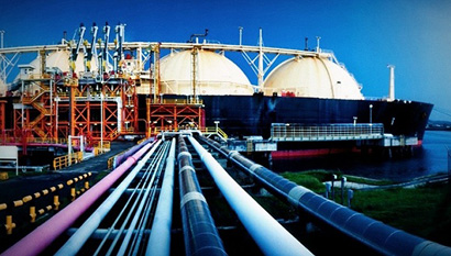 NYMEX January natural gas jumps on long-term weather forecast, strong demand