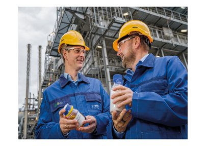 BASF begins using chemically recycled plastics as feedstock