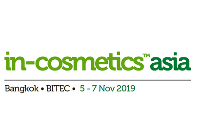 In Cosmetics ASIA 2019
