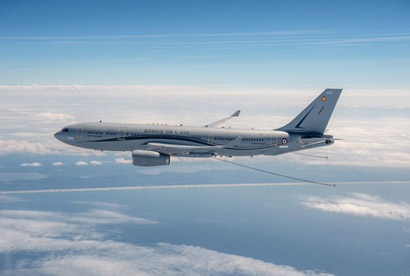 AkzoNobel Supplies Coatings for French Tanker Aircraft