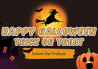 Happy Halloween -Echemi Star Products