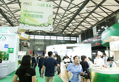 NEX China Takes the Express for Healthy Food Together with Natural Extract Enter