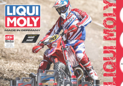Collaboration between LIQUI MOLY and Betamotor