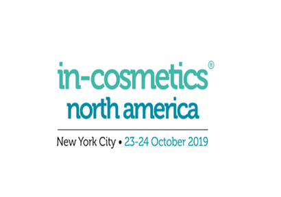 In Cosmetics North America 2019