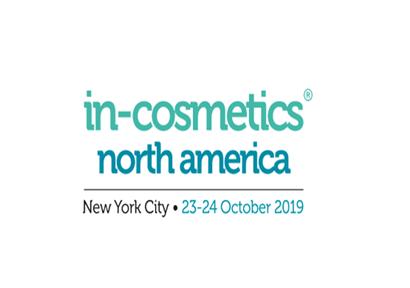 In Cosmetics North America 2019