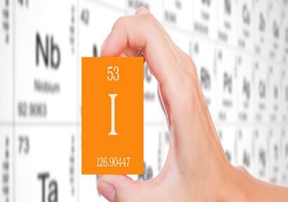 Scientific supplementation of iodine for health poverty alleviation