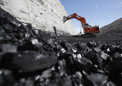 Coal prices in Jincheng, Shanxi, rose by 5.3% in April.