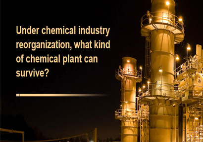 Under chemical industry reorganization, what kind of chemical plant can survive?