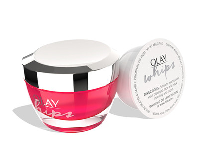 Olay skincare brand tests consumer acceptance of refillable packaging
