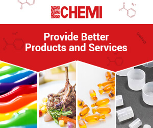 Echemi's event at the 84th API China