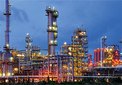 Petrochemical-factory