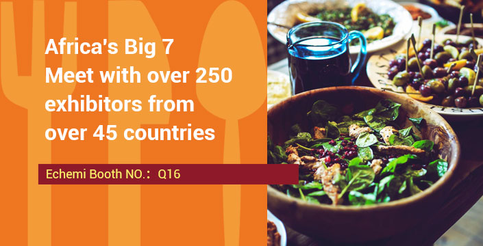 Africa's Big 7-Meet with over 250 exhibitors from over 45 countries