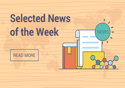 Selected News of the Week (July 29 - August 2, 2019)