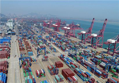 Shanghai Free Trade Lingang New Area is unveiled today.