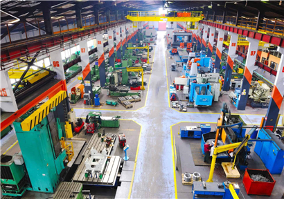 Investment growth in manufacturing industry has rebounded for 3 months