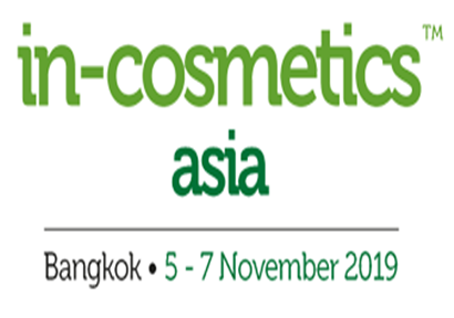 Leading suppliers set to reveal the newest innovations at in-cosmetics Asia