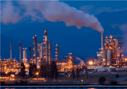 Chemical industry ranks first in advance