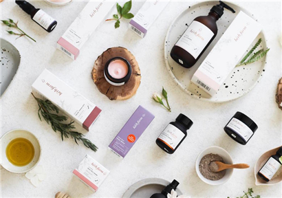 Key trends in beauty products for 2021: new natural ingredients
