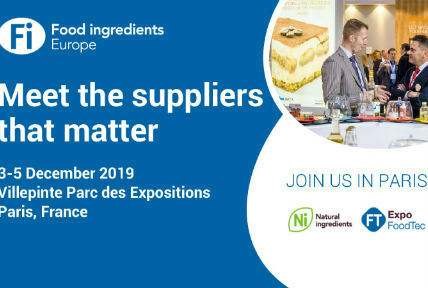 Eyes on Food Processing and Safety at Fi Europe & Ni