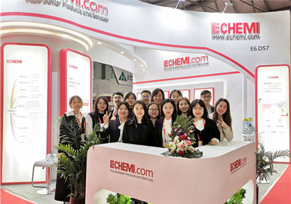 Effort Pays Off - Echemi's Wonderful Ending at Chinacoat 2019