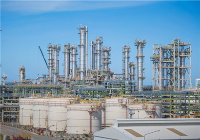 The overall control plan of Gulei refining and chemical integration project